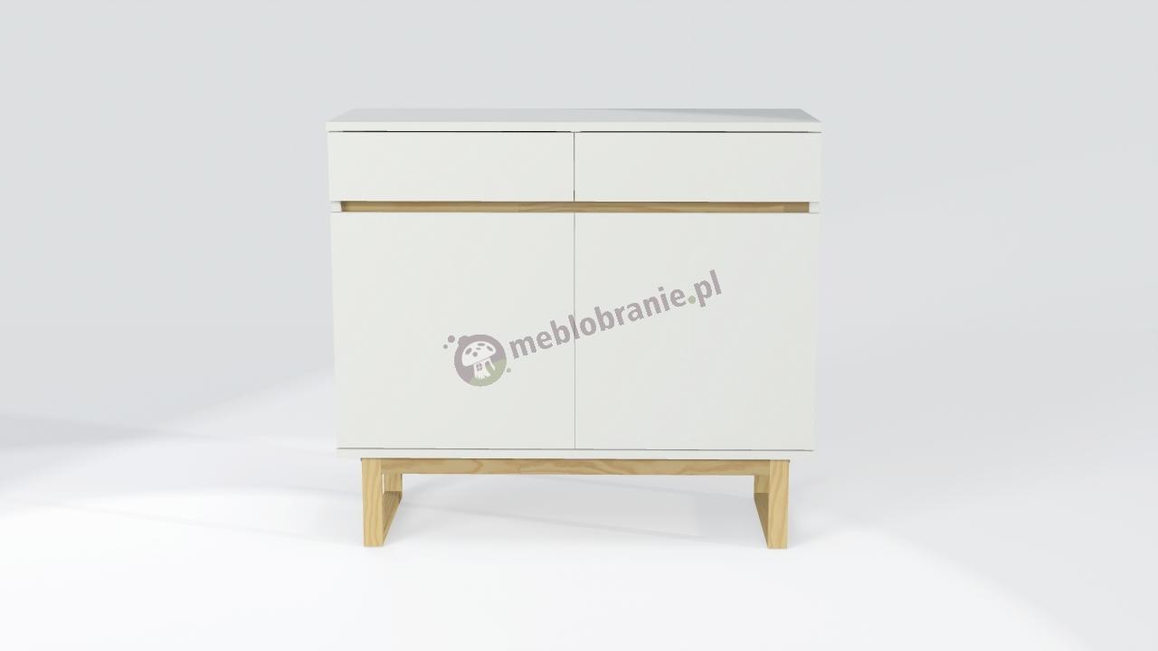 Komoda w stylu skandynawskim z szufladami Deskom 32