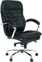 Fotel biurowy z ekoskóry regulowany Chairman 795