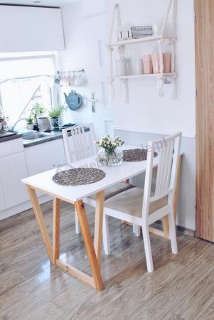 Stół do jadalni w stylu skandynawskim ST-V 138 cm