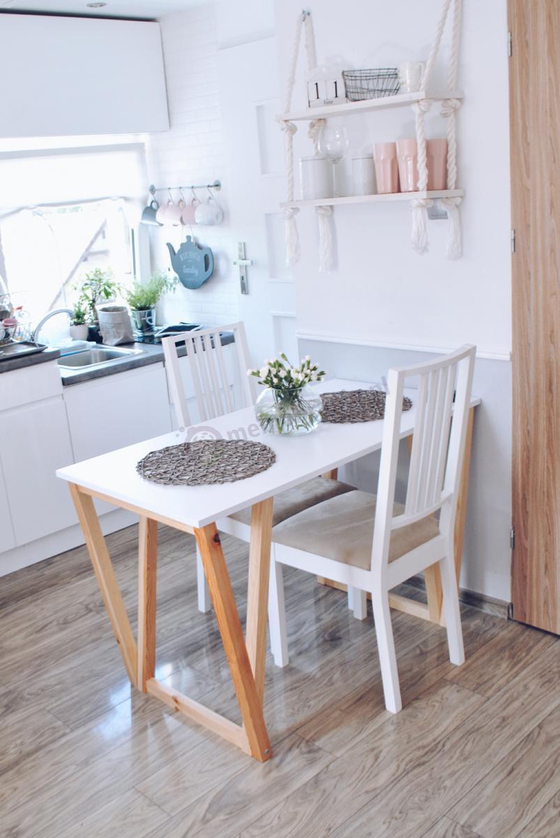 st do jadalni w stylu skandynawskim st v 138 cm. Black Bedroom Furniture Sets. Home Design Ideas
