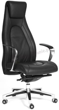 Ekskluzywny fotel biurowy ze skóry Chairman Fuga
