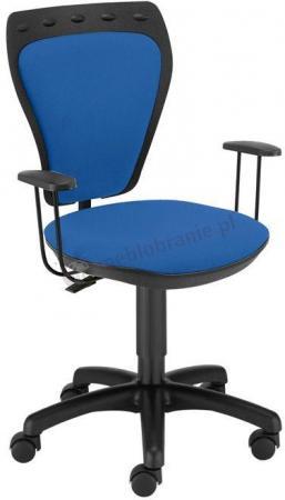 Krzesło Obrotowe Ministyle GTP TS22 Black