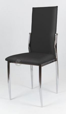 Krzesło czarne konferencyjne KS004