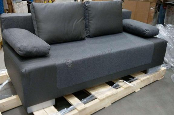 WYPRZEDAŻ Sofa rozkładana do salonu Sydney Inari 96/Madryt 195 - Wersal