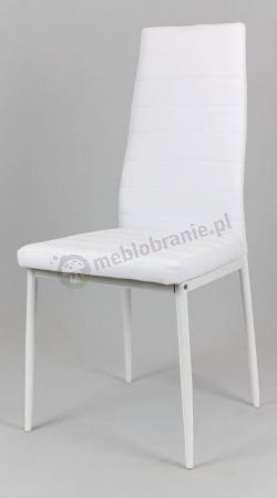 Konferencyjne krzesło na białych nogach KS001