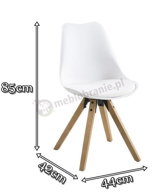 Krzesło Dima wymiary