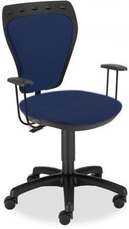 Krzesło Obrotowe Ministyle GTP TS22 Black M62