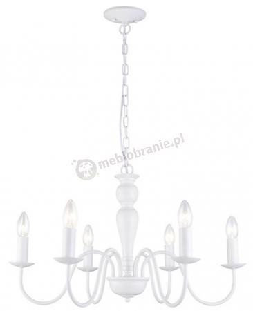 Żyrandol 8-punktowy Candle Pendant RLD94758-6