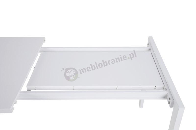 Actona Bristol biały stół z funkcją rozkładania