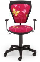 Krzesło dziecięce Ministyle Black TS22 GTP Butterfly