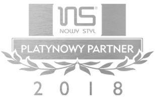 Logo Złoty Partner Nowy Styl
