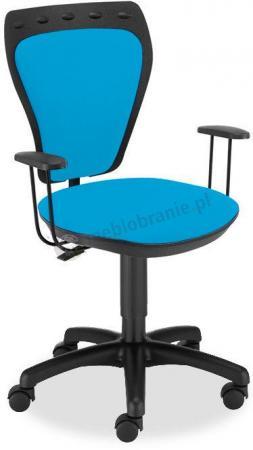 Krzesło Obrotowe Ministyle GTP TS22 Black M31