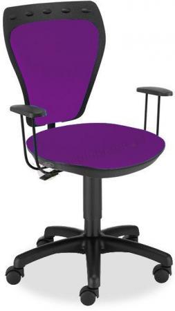 Krzesło Obrotowe Ministyle GTP TS22 Black M25