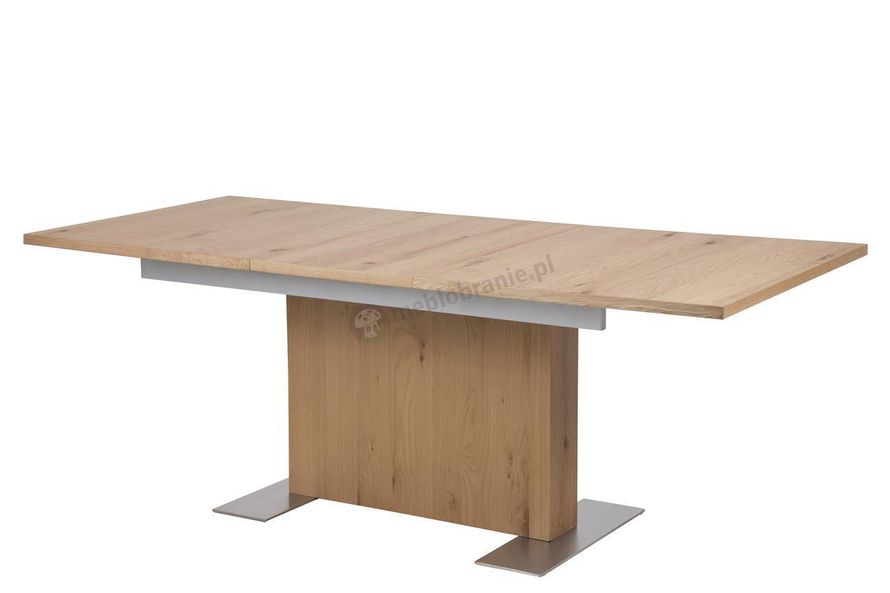 Actona Brick stół rozkładany dębowy