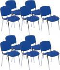 Krzesło ISO Chrom C6 - 10 sztuk