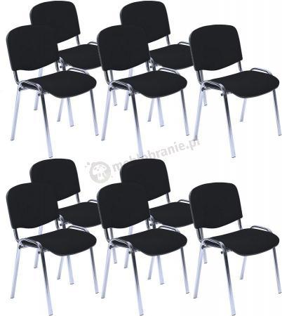 Krzesło ISO Chrom C11 - 10 sztuk
