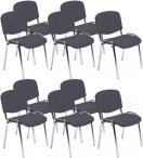 Krzesło ISO Chrom C38 - 10 sztuk