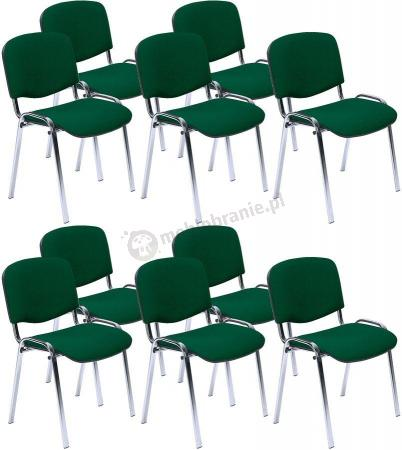 Krzesło ISO Chrom C32 - 10 sztuk