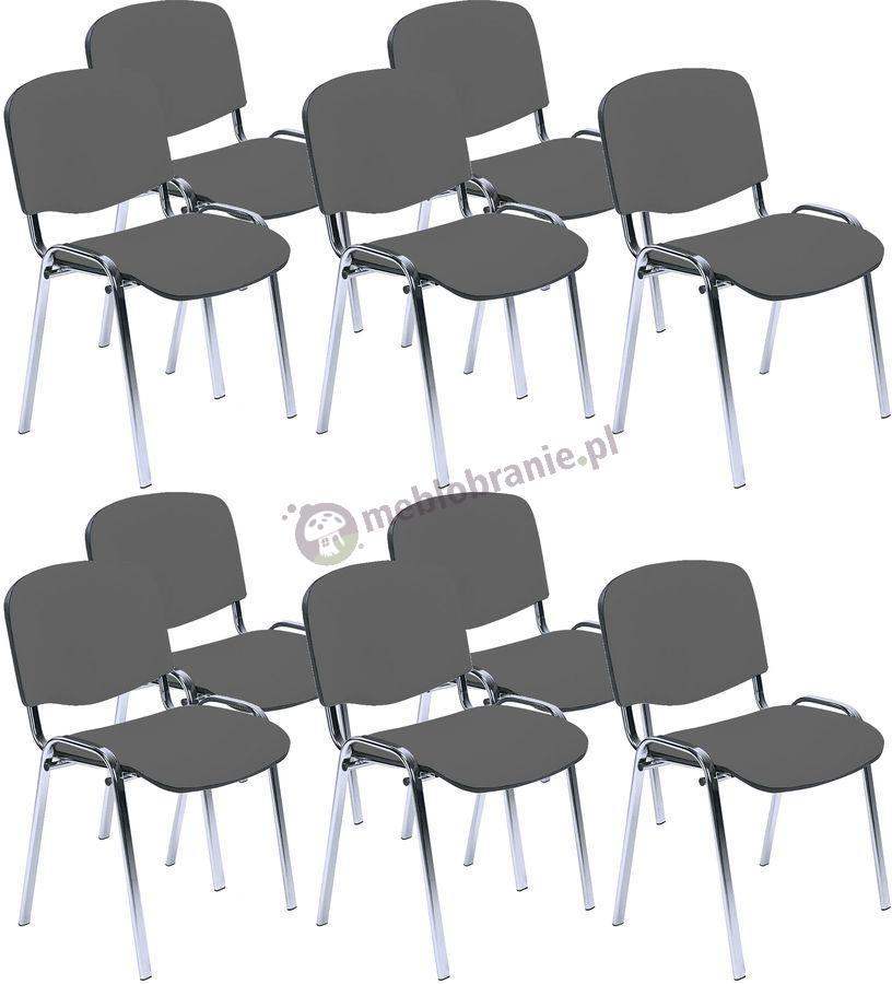 Krzesło ISO Chrom C26 - 10 sztuk