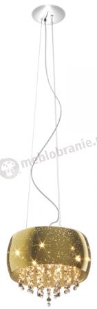 Żyrandol wiszący chromowany Vista Pendant P0076-05K