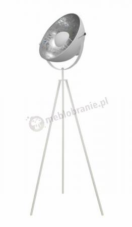 Industrialna lampa stojąca Antenne II Floor TS-130603F-WHSI