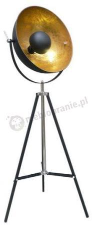 Awangardowa lampa podłogowa stojąca Antenne FLOOR TS-090522F-BK