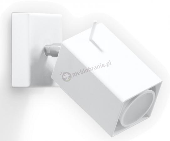 Mały reflektor punktowy regulowany biały Merida SL.0095