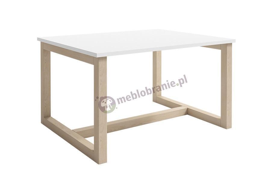 Minimalistyczny stolik kawowy skandynawski Lisa