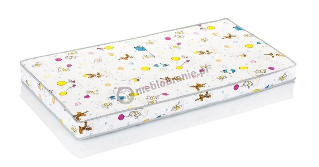 Materac dziecięcy lateksowy Hevea Disney Baby 130x70 cm