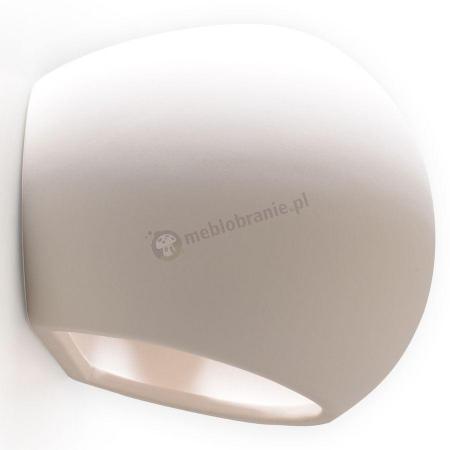 Biały Kinkiet łazienkowy Nad Lustro Globe Sl0032 Meblobraniepl