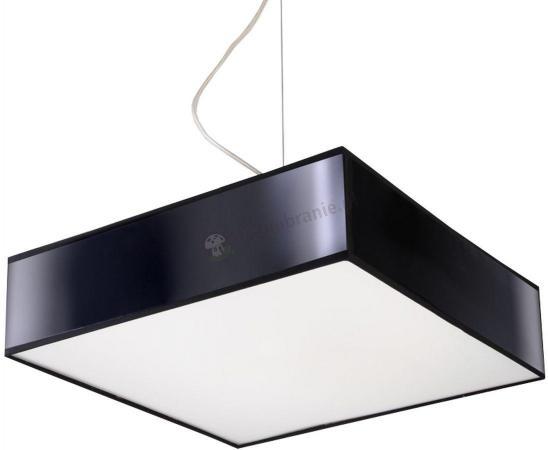 Czarna lampa sufitowa wisząca nad stół Horus SL.0130