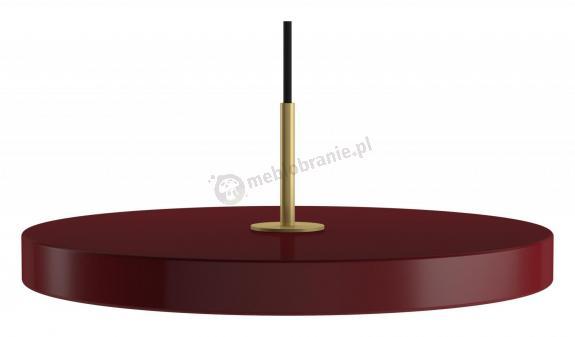 Lampa asteria rubinowa