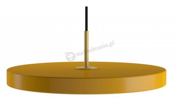 Lampa asteria szafranowa żółć