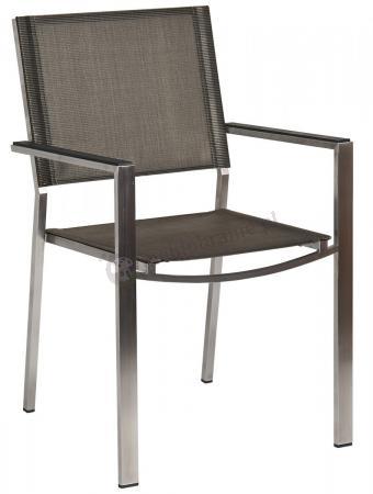 Alexander Rose Cologne krzesło metalowe ogrodowe 902SG