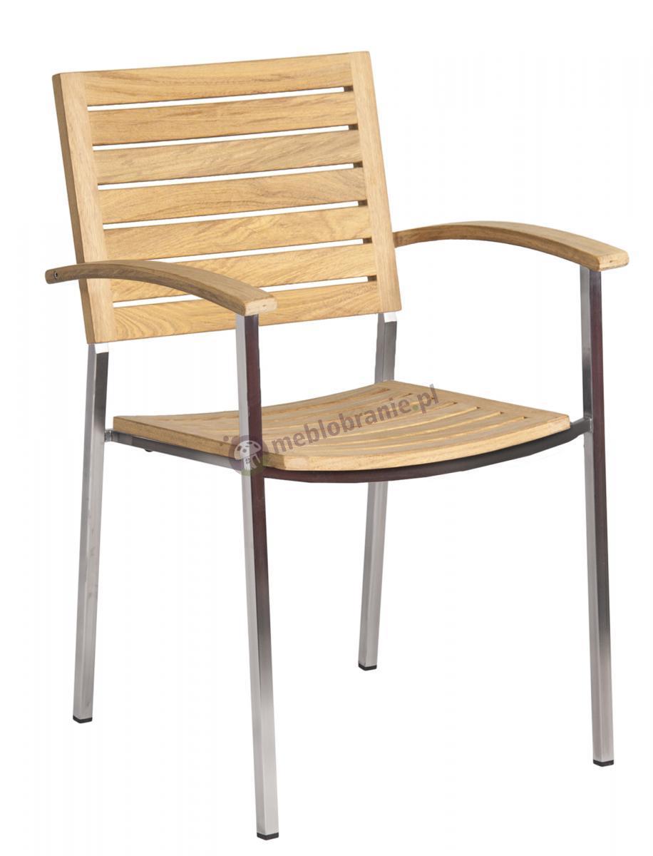 Alexander Rose Cologne krzesło z podłokietnikami ogrodowe 905ROB