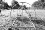 Tunel foliowy dla ogrodników Mini 8,75x0,8m