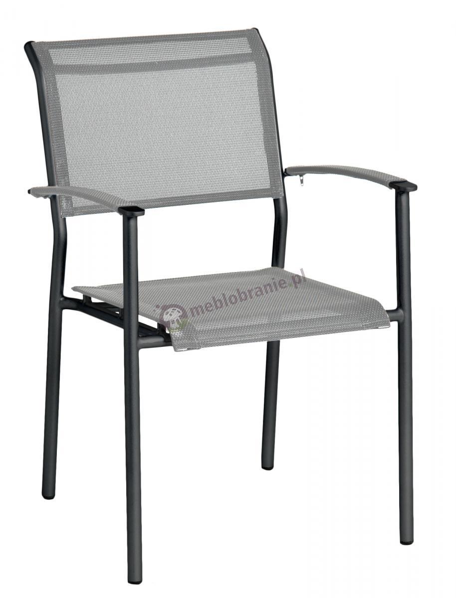 Alexander Rose Portofino Lite aluminiowe krzesło ogrodowe 483