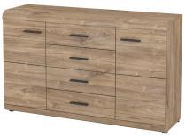 Link komoda z szufladami 140 Dąb Stirling