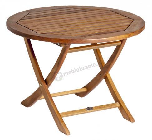 Alexander Rose Cornis stolik składany drewniany okrągły 324B