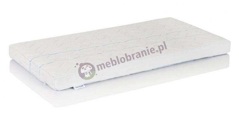 Materac lateksowy Hevea Baby 120x60 cm - Aegis