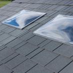 Szopa ogrodowa Lifetime 244x229 okna dachowe