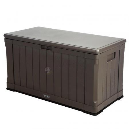 Wodoszczelny kufer ogrodowy 439L
