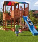 Kompleksowy plac zabaw dla dzieci do ogrodu Fungoo Kingdom