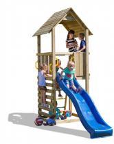 Plac zabaw wieża ze zjeżdżalnią Fungoo Carol 1