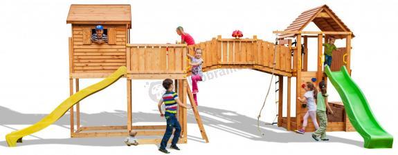Kompleksowy plac zabaw dla dzieci Maxi Sized Plaza
