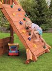 Drewniany plac zabaw dla dzieci Giant Move + Beach