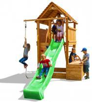 Domek ogrodowy plac zabaw dla dzieci Fortress Toybox