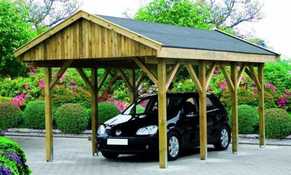 Garaż Pojedynczy Do Samodzielnego Montażu Lipsk 3x6m Meblobraniepl