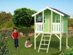 Drewniany domek do ogrodu dla dzieci OLA (2,1 m2)