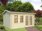 Domek na działkę ogrodową JAREK B 4x3 (11,1 m2)